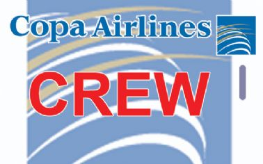 COPA AIRLINESCrew Tag